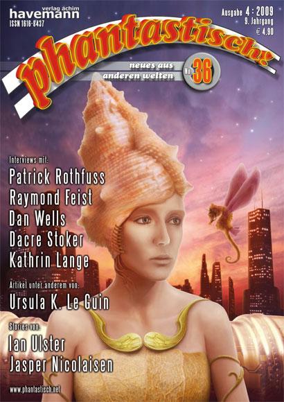 phantastisch! Ausgabe 36 (4/2009)