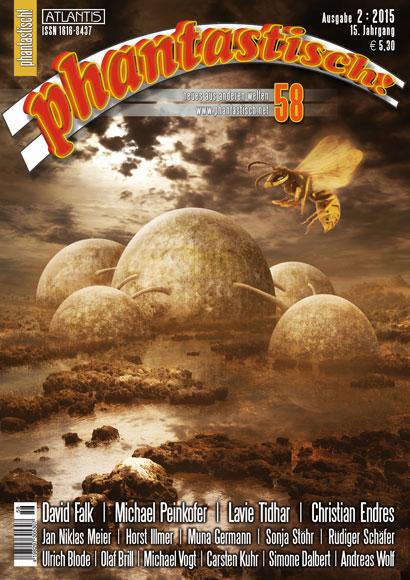 phantastisch! Ausgabe 58 (2/2015)