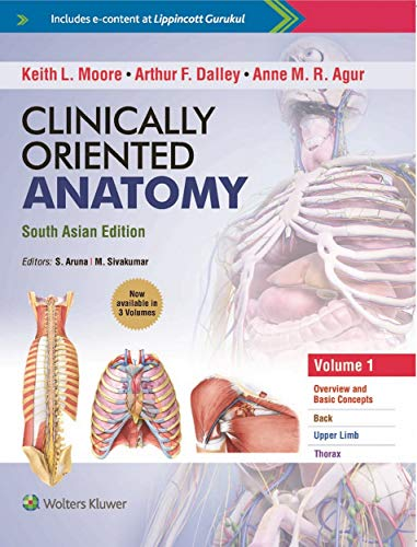 Clinically Oriented Anatomy – South Asian Edition