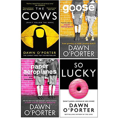 Dawn O'Porter Collection 4 Books Set