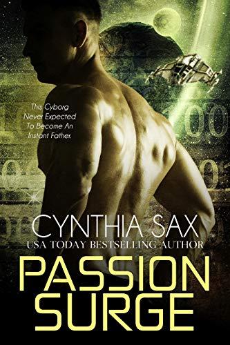 Passion Surge (Cyborg Space Exploration #4)