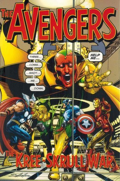 The Avengers: The Kree-Skrull War