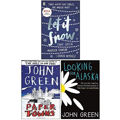 Let It Snow / Paper Towns / Looking for Alaska