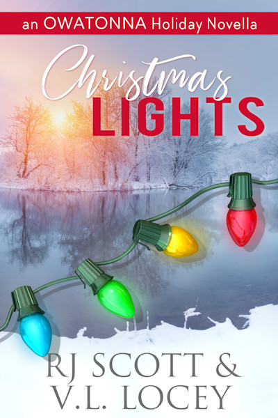 Christmas Lights (Owatonna U Hockey #4)