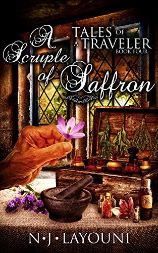 A Scruple of Saffron (Tales of a Traveler #3.5)