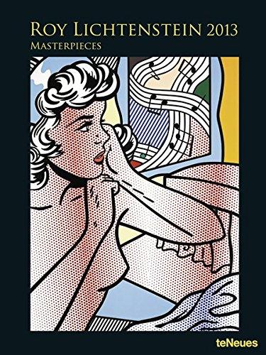 2013 Roy Lichtenstein Super Poster Calendar