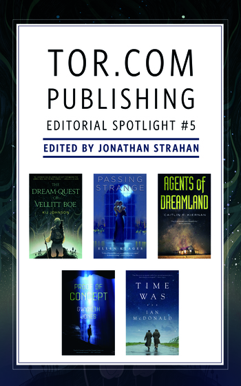 Tor.com Publishing Editorial Spotlight #5: A Selection of Novellas