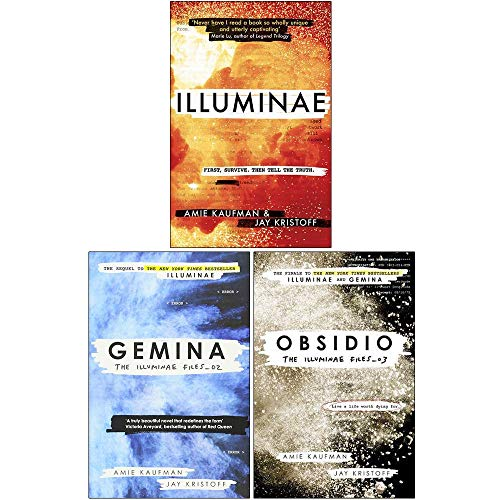 Illuminae Files #1 - #3