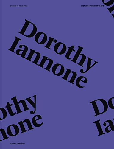 Pleased To Meet You : Dorothy Iannone: n°3
