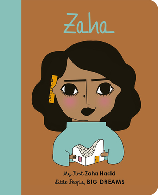 Zaha Hadid: My First Zaha Hadid