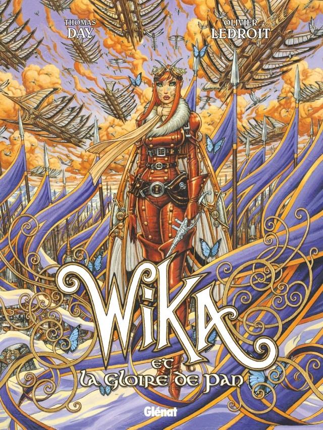 Wika et la gloire de Pan (Wika, #3)
