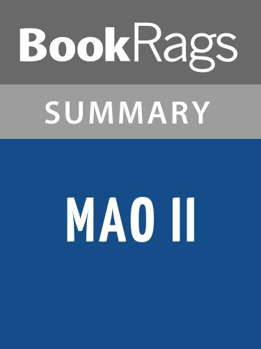 Summary & Study Guide Mao II by Don DeLillo