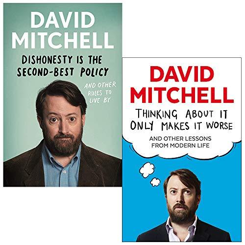 David Mitchell Collection 2 Books Set