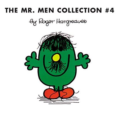 The Mr. Men Collection #4: Mr. Clumsy; Mr. Tickle and the Dragon; Mr. Topsy-Turvy; Mr. Skinny; Mr. Slow; Mr. Silly; Mr. Nervous and the Pirates; Mr. Quiet; Mr. Cool; Mr. Rude