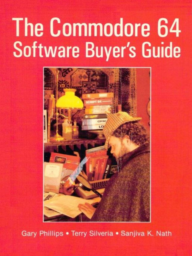The Commodore 64 Software Buyer's Guide