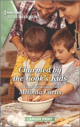 Charmed by the Cook's Kids (The Mountain Monroes #6)