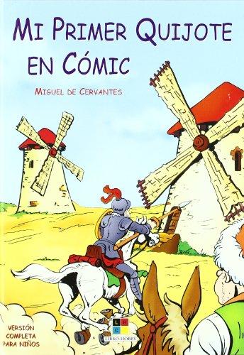 Mi primer Quijote en cómic