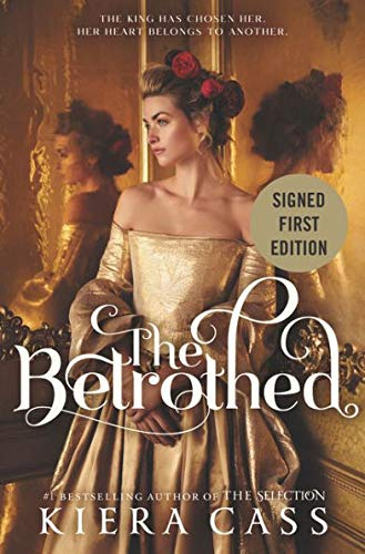 The Betrothed AUTOGRAPHED / SIGNED BOOK
