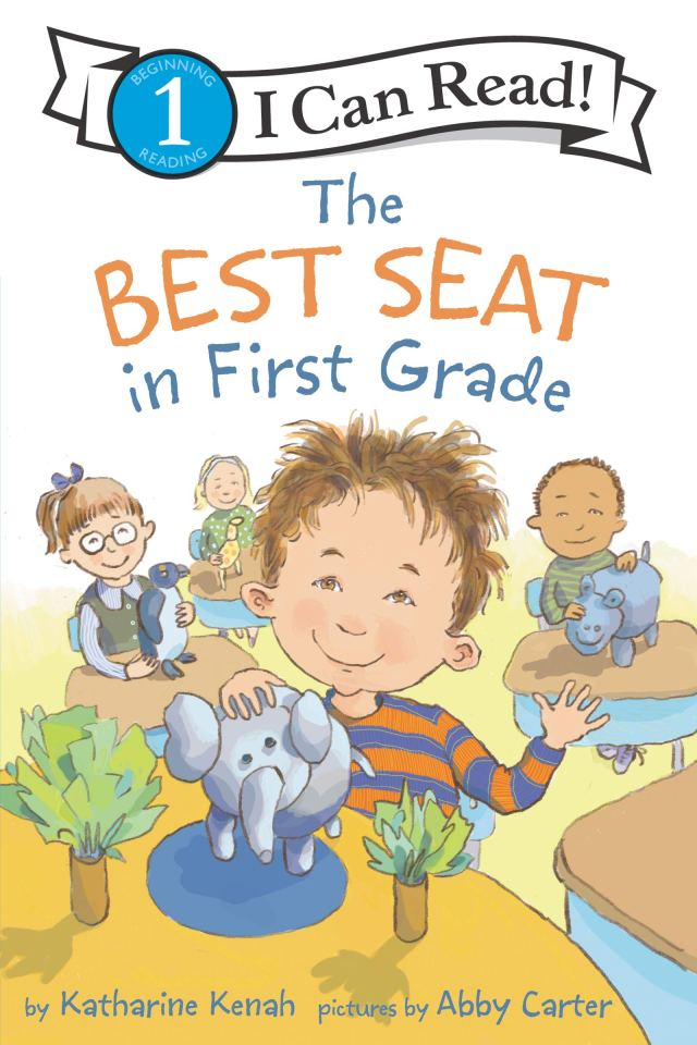 The Best Seat in First Grade (I Can Read Level 1)