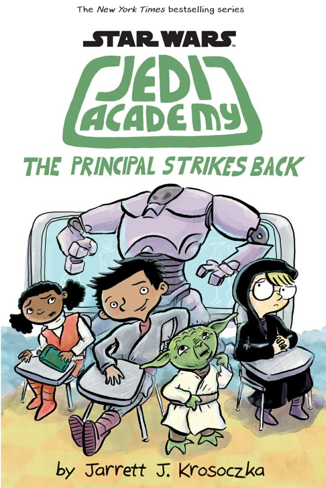 JediAcademy: Vol 6 Great Comic Graphic Novels Jedi Academy Star Wars For Young & Teens , Adults Reader