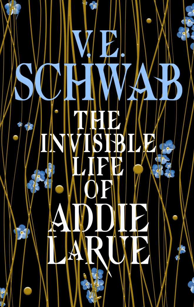 The Invisible Life of Addie LaRue - sample