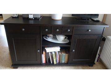 marron ikea ilot central cuisine ikea table de travail cuisine ikea - Cuisine Ikea Marron