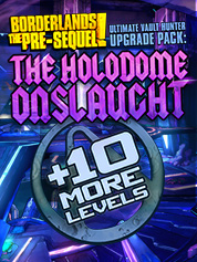 Borderlands: The Pre-Sequel - UVHUP & The Holodome Onslaught (MAC)