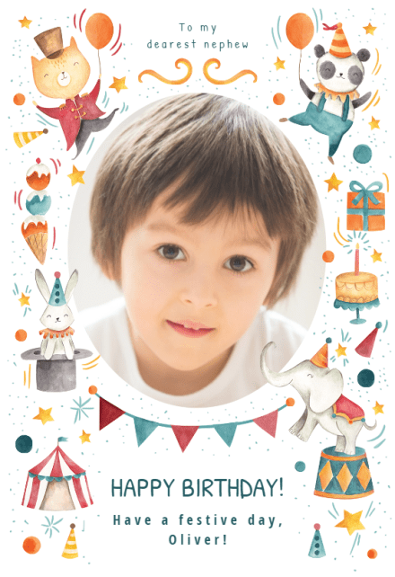Birthday Cards For Son Free Greetings Island