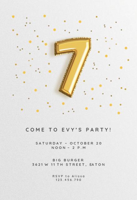printable birthday invitation template