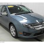 2012 Steel Blue Metallic Ford Fusion Se V6 101034036 Gtcarlot Com Car Color Galleries