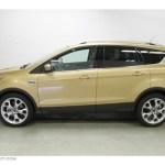 2015 Karat Gold Metallic Ford Escape Titanium 106885091 Gtcarlot Com Car Color Galleries