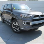 2016 Magnetic Gray Metallic Toyota 4runner Limited 107724672 Gtcarlot Com Car Color Galleries
