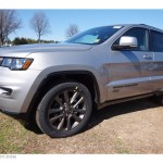 2016 Billet Silver Metallic Jeep Grand Cherokee Limited 75th Anniversary Edition 111066251 Gtcarlot Com Car Color Galleries