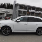 2017 Glacier White Metallic Audi Q7 3 0t Quattro Premium Plus 111213564 Photo 2 Gtcarlot Com Car Color Galleries