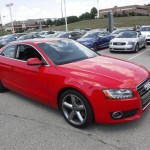 Brilliant Red 2010 Audi A5 2 0t Quattro Coupe Exterior Photo 114526857 Gtcarlot Com