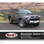 2017 Magnetic Gray Metallic Toyota 4runner Trd Off Road Premium 4x4 119408026 Gtcarlot Com Car Color Galleries