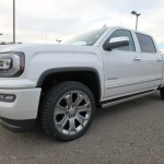 2018 White Frost Tricoat Gmc Sierra 1500 Denali Crew Cab 4wd 124305321 Gtcarlot Com Car Color Galleries