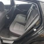 2019 Hyundai Ioniq Hybrid Sel Rear Seat Photos Gtcarlot Com