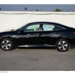 2020 Crystal Black Pearl Honda Civic Lx Sedan 137648820 Photo 9 Gtcarlot Com Car Color Galleries
