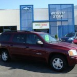 2003 Monterey Maroon Metallic Gmc Envoy Xl Sle 4x4 15061008 Gtcarlot Com Car Color Galleries