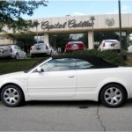 2003 Arctic White Audi A4 3 0 Cabriolet 35283172 Gtcarlot Com Car Color Galleries