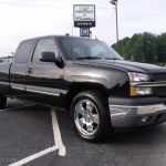 2005 Black Chevrolet Silverado 1500 Lt Extended Cab 35552328 Gtcarlot Com Car Color Galleries