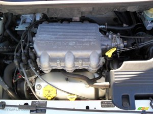 1998 Dodge Caravan Standard Caravan Model 30 Liter SOHC 12Valve V6 Engine Photo #37814036