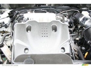 2009 Kia Sportage EX V6 4x4 27 Liter DOHC 24Valve V6