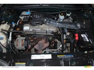 2002 Pontiac Sunfire SE Coupe 22 Liter OHV 8Valve 4