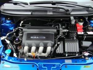2008 Honda Fit Sport 15 Liter SOHC 16Valve VTEC 4
