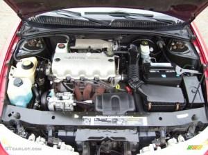 1999 Saturn S Series SC1 Coupe 19 Liter SOHC 16Valve 4 Cylinder Engine Photo #38841056