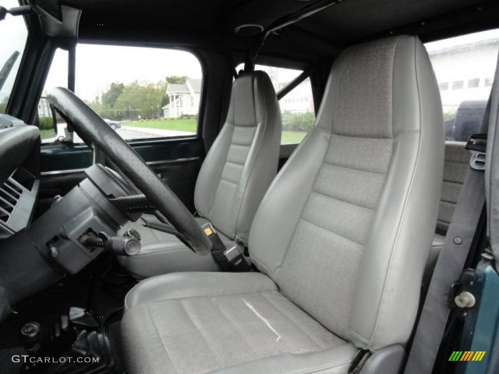 1995 Jeep Wrangler S 4x4 Interior Photo 38991377