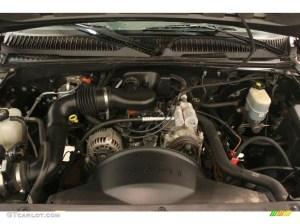 2002 Chevrolet Silverado 1500 Extended Cab 43 Liter OHV