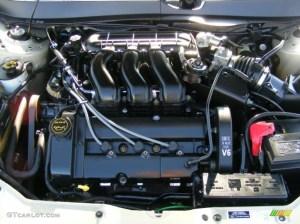 2001 Ford Taurus SEL 30 Liter DOHC 24Valve V6 Engine
